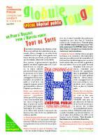 Globule Rouge - Spécial hôpital public - Un plan d'urgence pour l'hôpital public, tout de suite !