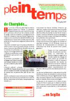 Plein Temps - juillet 2017 - De Charybde en Scylla