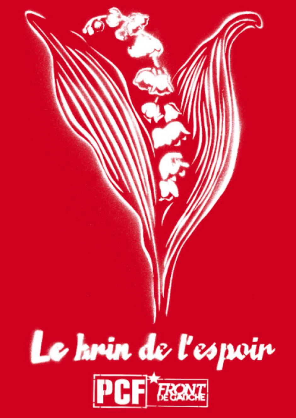 Le 1er mai, à Bagneux, achetez le muguet de l'espoir et des luttes !